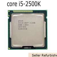 Intel Core i5-2500K CPU Quad Core 4-Thread 3.3GHz 6M SR008 LGA 1155 Processor MG