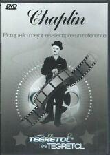 Chaplin Porque lo mejor es seimpre un referente  Vol. 1