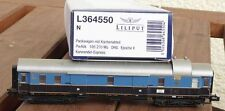 "Liliput 364550 Packwagen ""Karwendel-Express"" DRG Ep.2,NEU mit KKK+ NEM, Spur N"