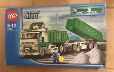 Lego City Classic Truck 7998 - Complete Set with Box and Instructions