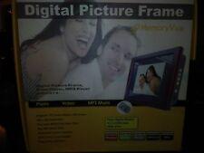 "8"" Digital Spectrum Picture Frame New"