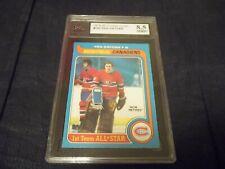 1979-80 OPC O-Pee-Chee #150 Ken Dryden Canadiens - KSA 8.5 NMM+ - CENTERED
