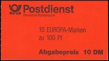 GERMANIA LIBRETTO EUROPA 30 1994  NUOVO COMPLETO DEI FRANCOBOLLI  MNH ** (43)