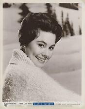 Sharon Hugueny (Pressefoto '61) in Sein Name war Parrish