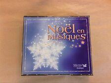 RARE COFFRET 5 CD / NOEL EN MUSIQUES / TRES BON ETAT