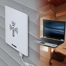 USB Long Distance Range WiFi Antenna Booster Wireless Hot Spot Indoor Outdoor
