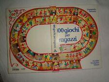 100 GIOCHI PER RAGAZZI di Dossena Giampaolo * Arnoldo Mondadori Editore /580/