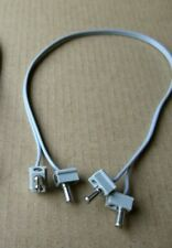 NEW vintage LEGO 12v/4,5v Train electric wire connector cable (for motor/lights)