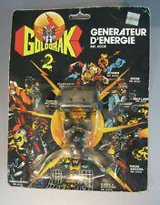 Vintage Goldorak Shogun Warriors CEji Arbois Generateur Generator 1977 Actarus