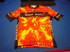 Baker Botts L L P Sugoi Cyclist Short Sleeve Jersey Size Medium