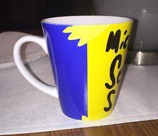 """Michael's Secret Stuff"" Coffee Mug Cup Space Jam Michael Jordan Ceramic 12Oz"