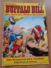 BUFFALO BILL 449  BASTEI VERLAG 1977
