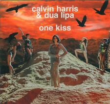 "Calvin Harris & Dua Lipa ‎– One Kiss Vinyl, 12"", 45 RPM, Single, Picture Disc"