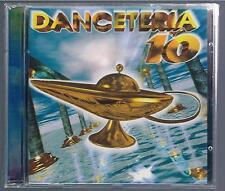 DANCETERIA 10 CD F.C.SIGILLATO!!!