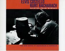 CD ELVIS COSTELLO & BURT BACHARACHPainted from memory1998 ex(B1005)