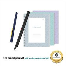 Bundle Promotion : Neo SmartPen M1 with N College notebooks (3EA)