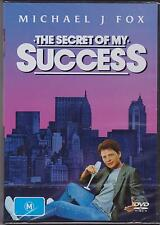 THE SECRET OF MY SUCCESS - MICHAEL J FOX - HELEN SLATER -  DVD - NEW