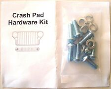 WWII, Jeep, willys MB, Ford GPW, A3114-K Crash / Hip Pad Hardware Kit, G503