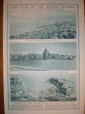 Photos Cannes San Raphael Monte Carlo 1922