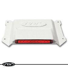 2005+ SKI-DOO REV L.E.D Snowmobile Brake Light _ White Housing Red Lense