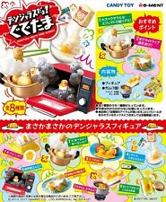 NEW! Re-ment Miniature Gudetama Meets More dangers rement Full set of 8