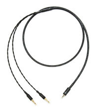 Corpse Cable GraveDigger for HiFiMAN, Oppo, HD 700, AudioQuest - 2.5mm TRRS - 4'
