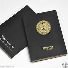 """7.5"""" X 5"""" Gravity Falls Bill Cipher Notebook Calendar Notepad Note Book Diaries"""