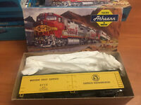 ATHEARN HO SCALE TRAIN CAR WFEX GREAT NORTHWESTERN