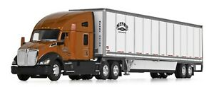 "DCP MENKE TRUCKING KENWORTH T680 76"" HIGH ROOF DURAPLATE TRAILER SKIRTS 60-0855"