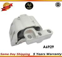 A6929 Front Right Engine Motor Mount for Volkswagen Beetle, Golf, Jetta 1.8, 1.9