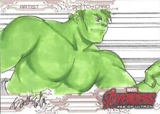 Avengers Collectable Trading Cards with Sketches