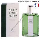 Parfum Homme Pour un Homme de Caron Eau de Toilette 125ml Neuf Sous Blister !!!