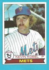 1979 Topps #21 Kevin Kobel New York Mets