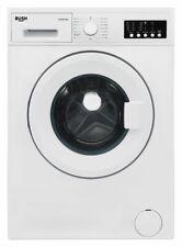 Bush Wmnb712Ew Free Standing 7Kg 1200 Spin Washing Machine A+ White.