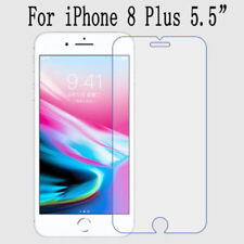 Tempered Glass Screen Protector for Apple iPhone 5 SE 6 6s 7 7plus 8 8plus X iPhone 8 Plus