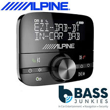 Alpine UNIVERSALI AUTO DAB + Radio A2DP lo streaming & Bluetooth Vivavoce per Hyundai