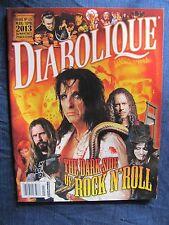 Diabolique # 15  The Dark Side Of Rock N' Roll
