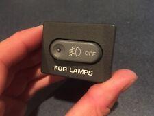 95-97 OEM Chevy S10 Blazer Fog light Foglamp Foglight driving lamp switch button