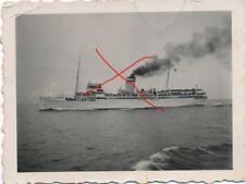 Nt. 25445 Foto Österreich 2 Weltkrieg Panzerschiff Kaiser Deutschland 4,5x6,5 cm