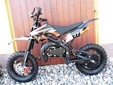 Crossbike Pocket Bike Dirt Bike Enduro Motorrad Moto Cross schwarz