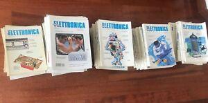 NUOVA ELETTRONICA - Lotto di 100 riviste