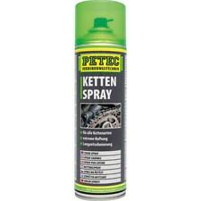 [1l=15.54€] Original Petec 70550 Kettenspray 500 ml
