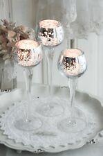 BOLTZE Kerzenleuchter Minou Windlicht Silber 22 Cm ( )