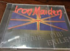 IRON MAIDEN New Mint Rare Before The Exile CD Accept Motörhead Live Last One !!