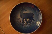 Bing & Grondahl B&G Porcelain Mothers Day Plate 1972 - Mors Dag Royal Copenhagen