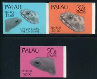 Palau 3MH MiNr. 886-87 postfrisch MNH Fische (P954