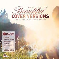BEAUTIFUL COVER VERSIONS 2 2 CD NEUF NATALIA MATEO/PINK TURTLE/THE BAMBOOS/BOSLA