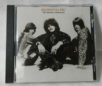 "BLODWYN PIG ""The Modern Alchemist"" 1997 (Indigo/ENGLAND) PROG ROCK CD EX/EX"