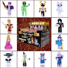 Roblox Celebrity Series 5 NEW! Mystery RED Blind Box Action Figures+Online Codes