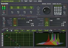 Eventide H3000 Band Delays Plugin 8 Frequency-Based Delays AAX AU VST - LICENSE